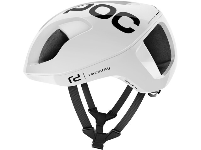 POC Ventral Spin - Casque de vélo - blanc